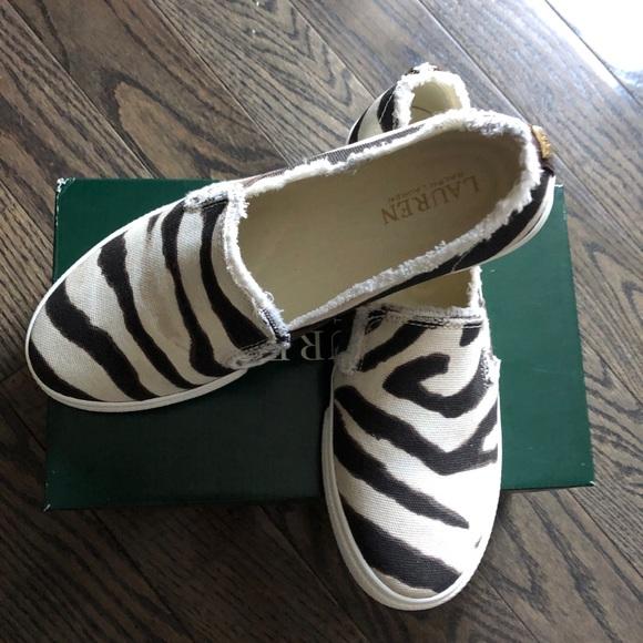 Ralph Lauren Shoes | Women Slip Ons